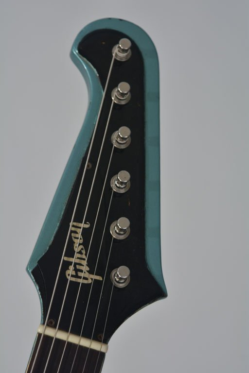 "c. 1965 Gibson Firebird V in ""Inverness Green"" - 5"
