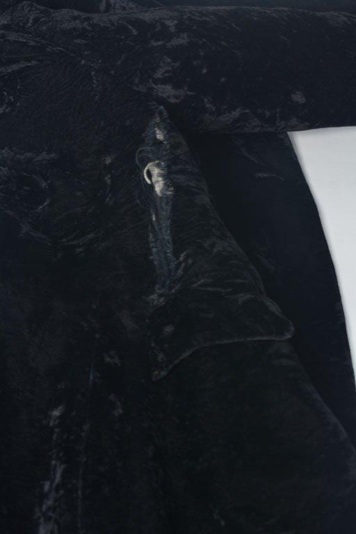 Johnny Winter's Velvet Coat - 3