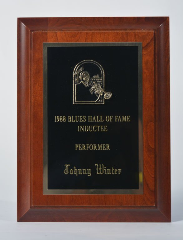 1988 Blues Hall of Fame Induction
