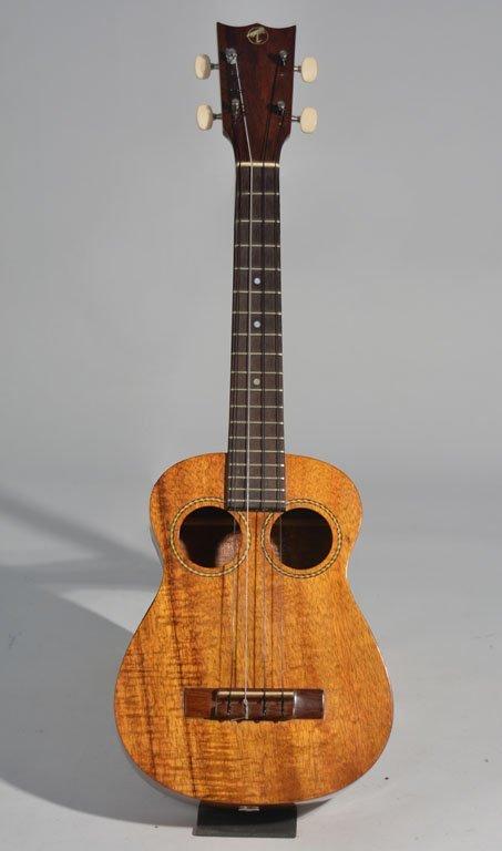 """""""Tangi of Hawaii"""" Koa Wood Ukulele"""