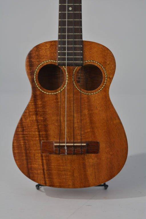"""""""Tangi of Hawaii"""" Koa Wood Ukulele - 2"""