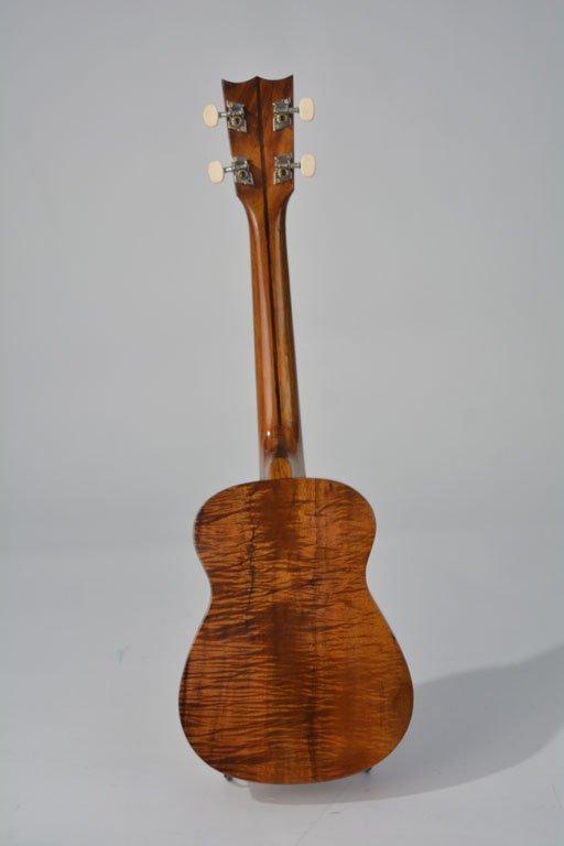 """""""Tangi of Hawaii"""" Koa Wood Ukulele - 3"""