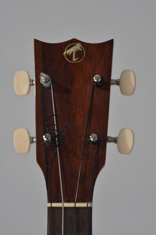 """""""Tangi of Hawaii"""" Koa Wood Ukulele - 5"""