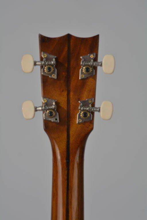 """""""Tangi of Hawaii"""" Koa Wood Ukulele - 6"""