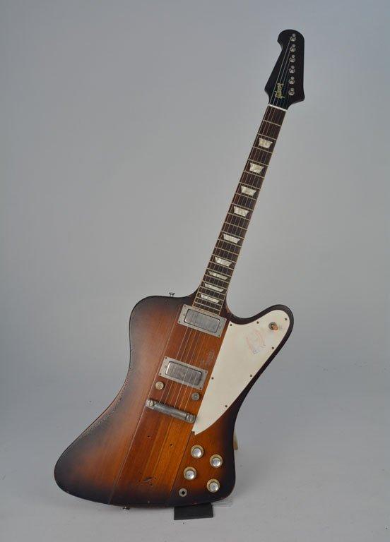 Gibson Custom Shop Johnny Winter 1963 Firebird V Protot