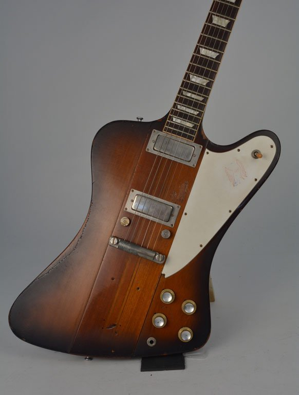 Gibson Custom Shop Johnny Winter 1963 Firebird V Protot - 2