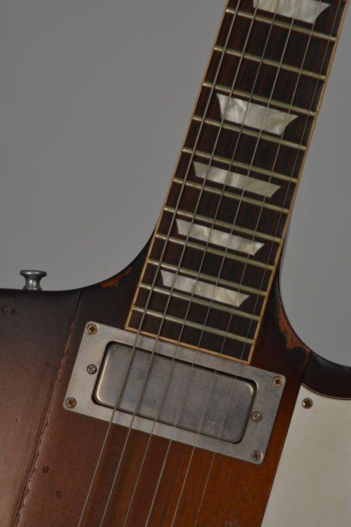 Gibson Custom Shop Johnny Winter 1963 Firebird V Protot - 5