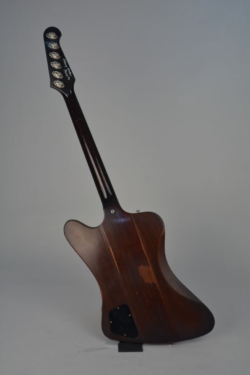 Gibson Custom Shop Johnny Winter 1963 Firebird V Protot - 6