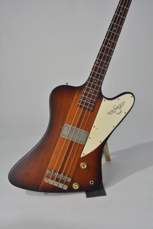 c. 1965 Gibson Thunderbird II Bass Reverse - 2