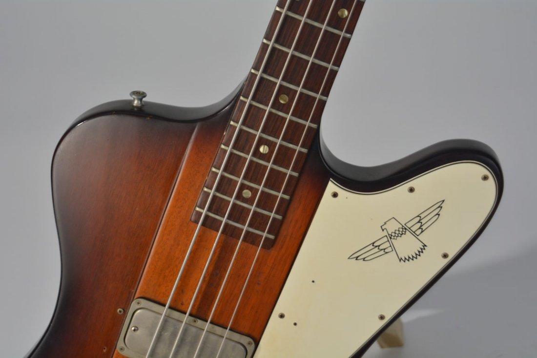 c. 1965 Gibson Thunderbird II Bass Reverse - 6