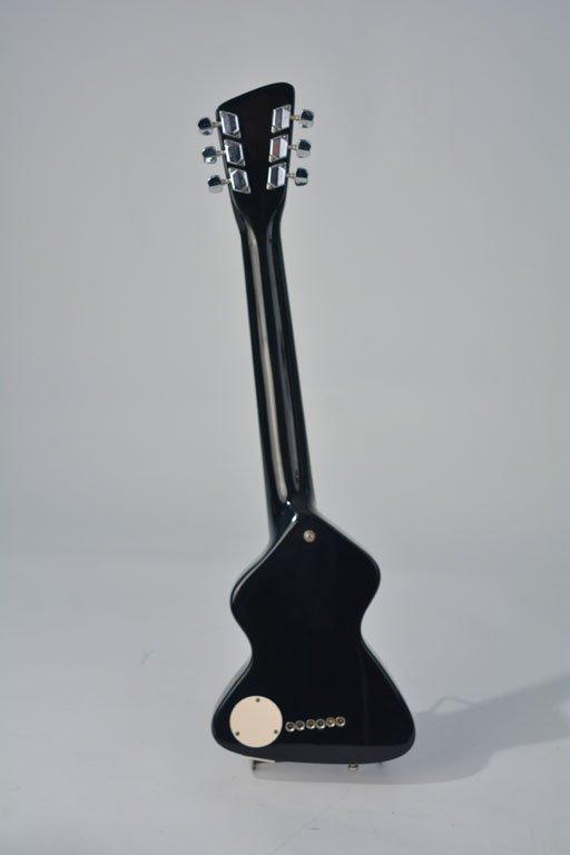 Black Chiquita Travel Guitar and Chiquita Amplifier - 3