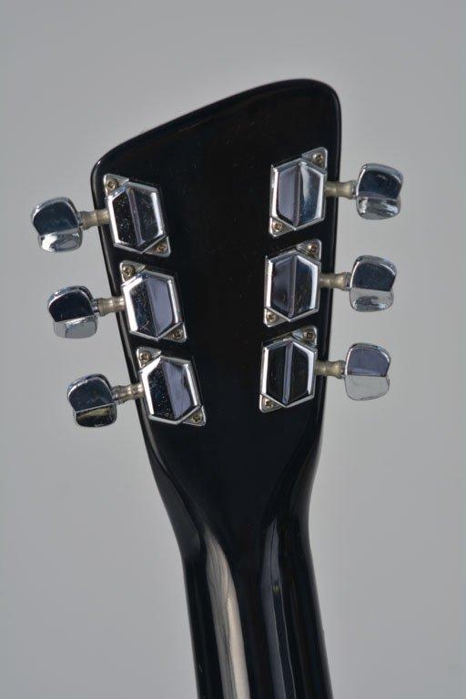 Black Chiquita Travel Guitar and Chiquita Amplifier - 7