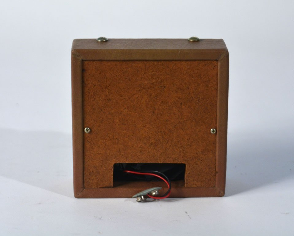 Black Chiquita Travel Guitar and Chiquita Amplifier - 9