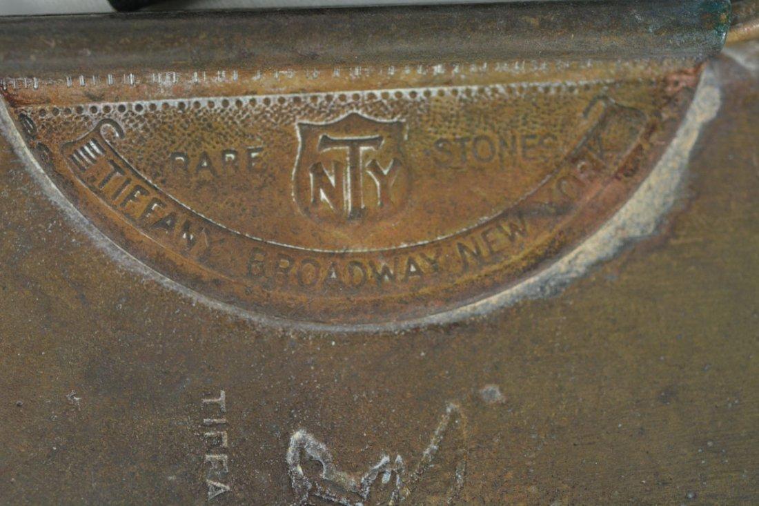 Johnny Winter's Budweiser Belt Buckle - 5