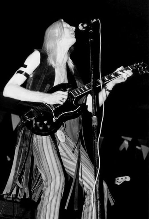 Johnny Winter's Fringe Duster - 7