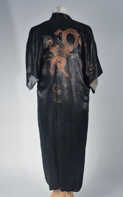 Pink Dragon Kimono - 2