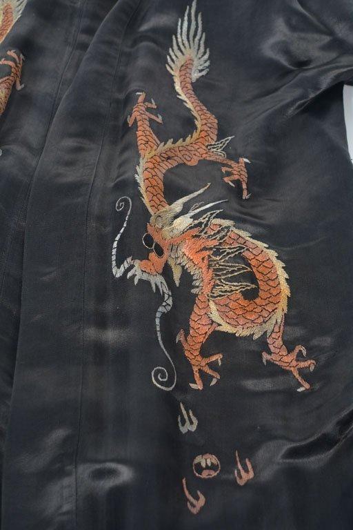 Pink Dragon Kimono - 5