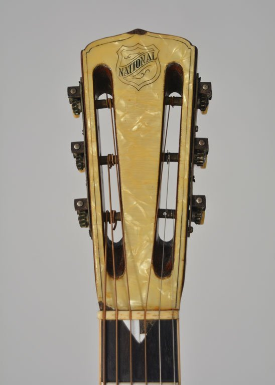"National Style 4 Tricone ""Chrysanthemum"" Guitar - 5"