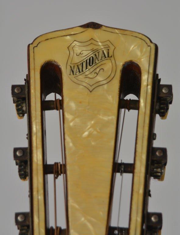 "National Style 4 Tricone ""Chrysanthemum"" Guitar - 6"