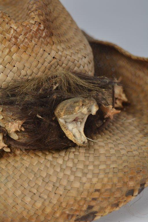 Rattlesnake Hat - 5