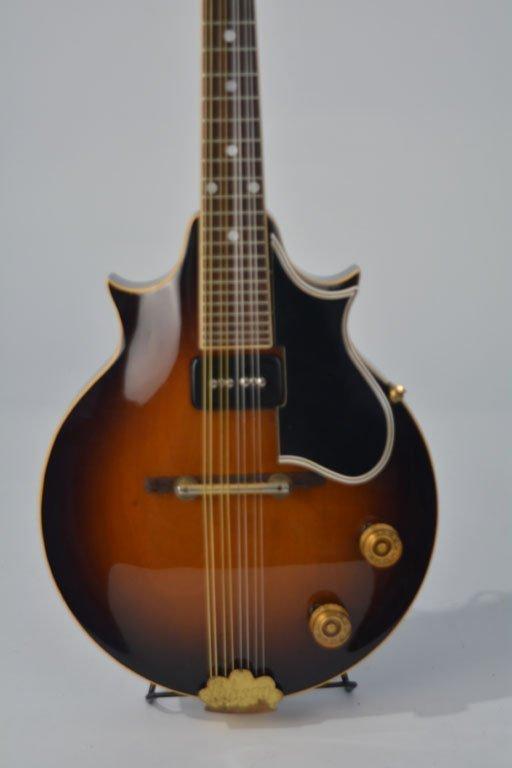 "c.1960s Gibson EM-200 ""Electric Florentine"" Mandolin - 2"