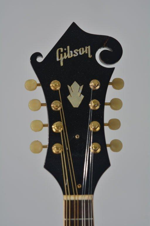 "c.1960s Gibson EM-200 ""Electric Florentine"" Mandolin - 5"