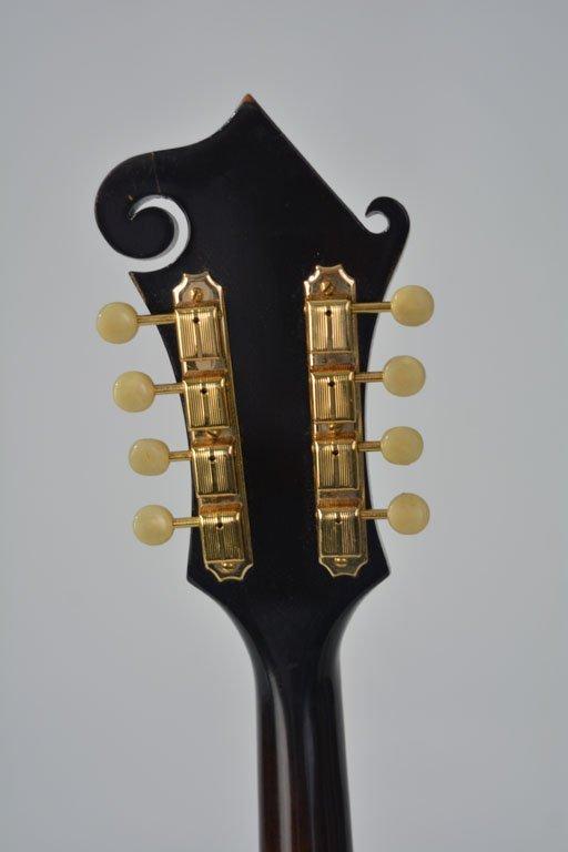 "c.1960s Gibson EM-200 ""Electric Florentine"" Mandolin - 6"