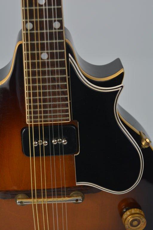 "c.1960s Gibson EM-200 ""Electric Florentine"" Mandolin - 7"