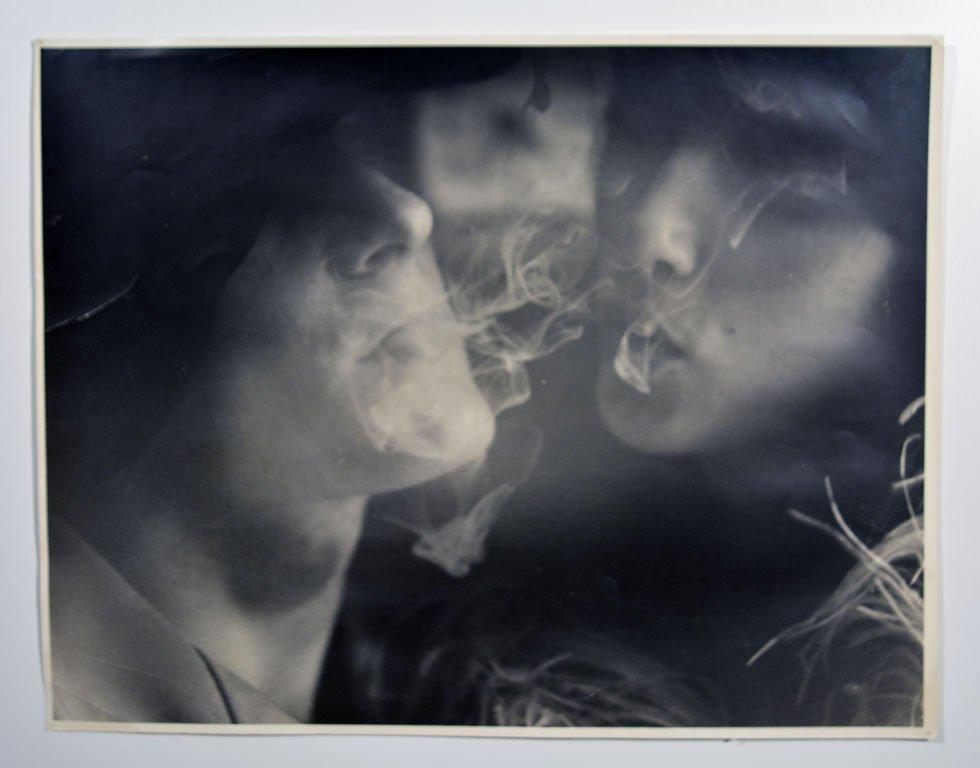 Photo: Johnny Winter & Smoke