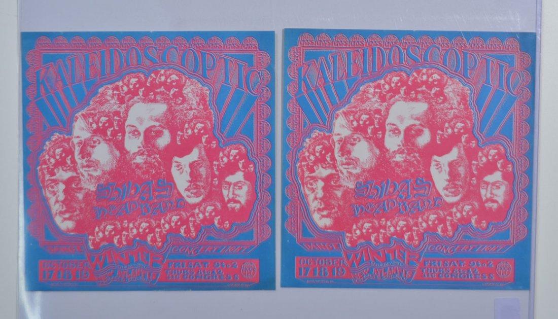 Handbills: Kaleidoscoptic