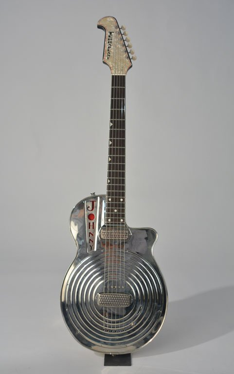 "Terraplane ""Johnny"" Guitar"