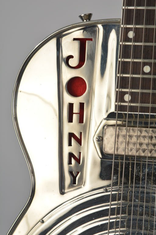 "Terraplane ""Johnny"" Guitar - 5"