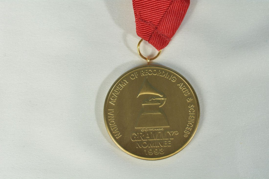"Grammy Nominee Medal, ""Hey, Where's Your Brother?"" - 2"