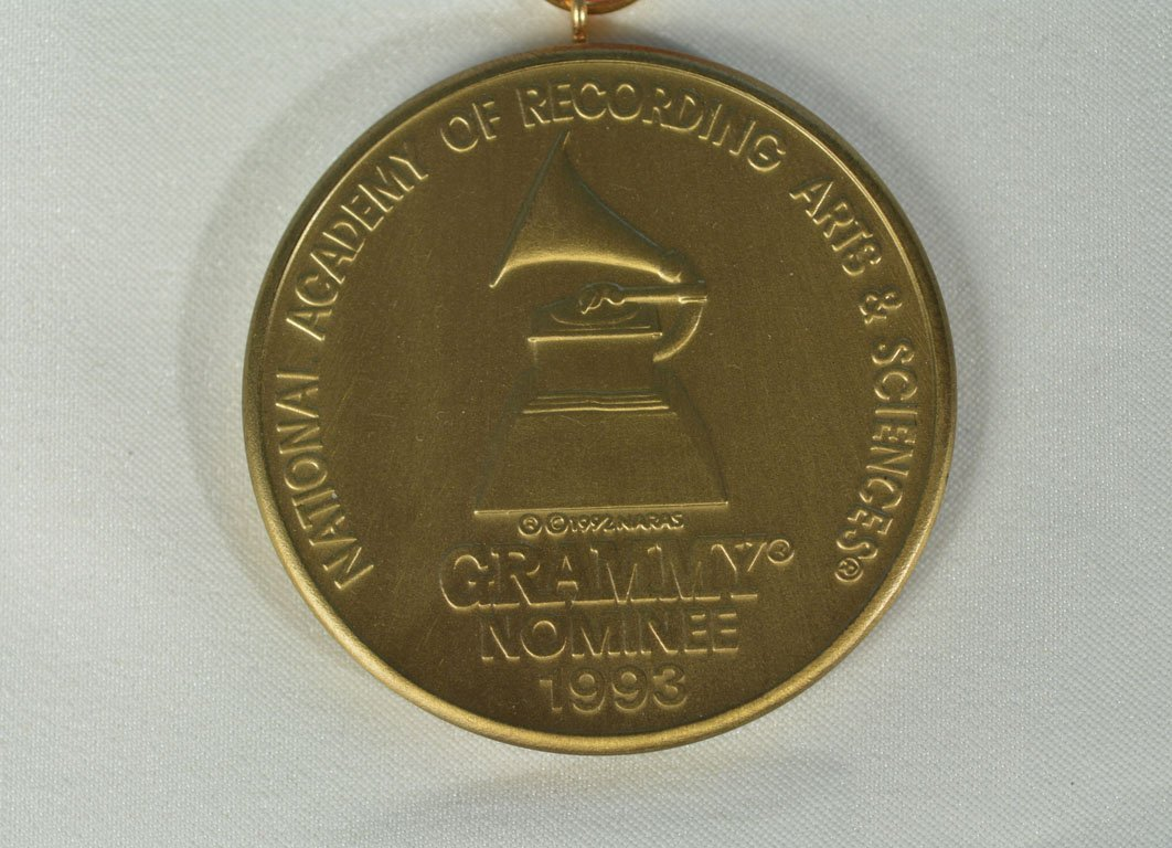 "Grammy Nominee Medal, ""Hey, Where's Your Brother?"" - 3"