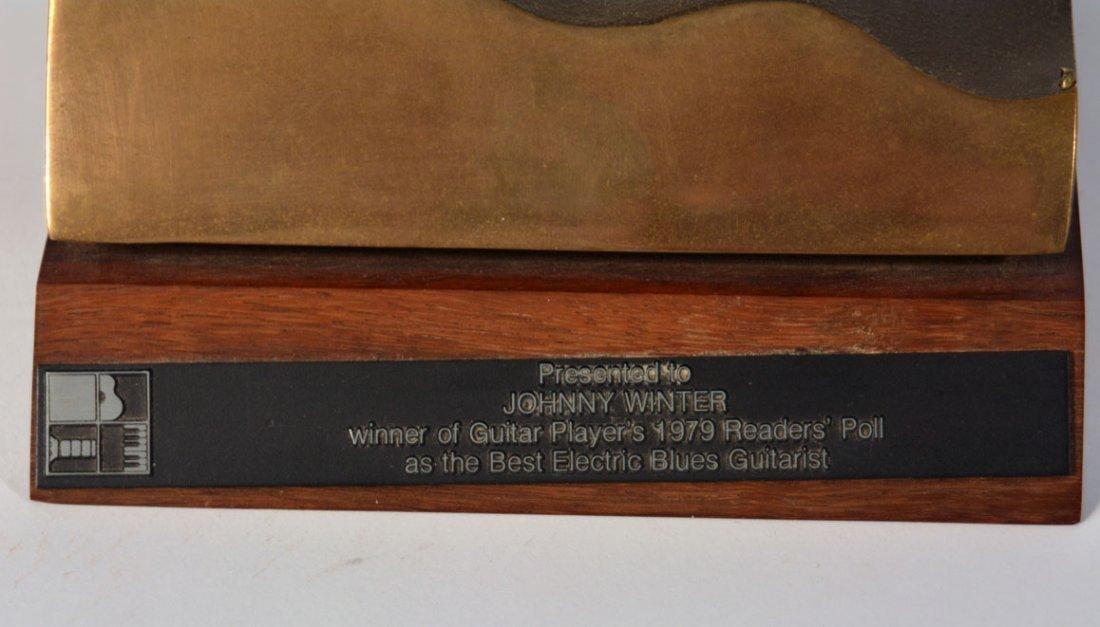 Best Electric Blues Guitarist, 1979 Reader's Poll - 2