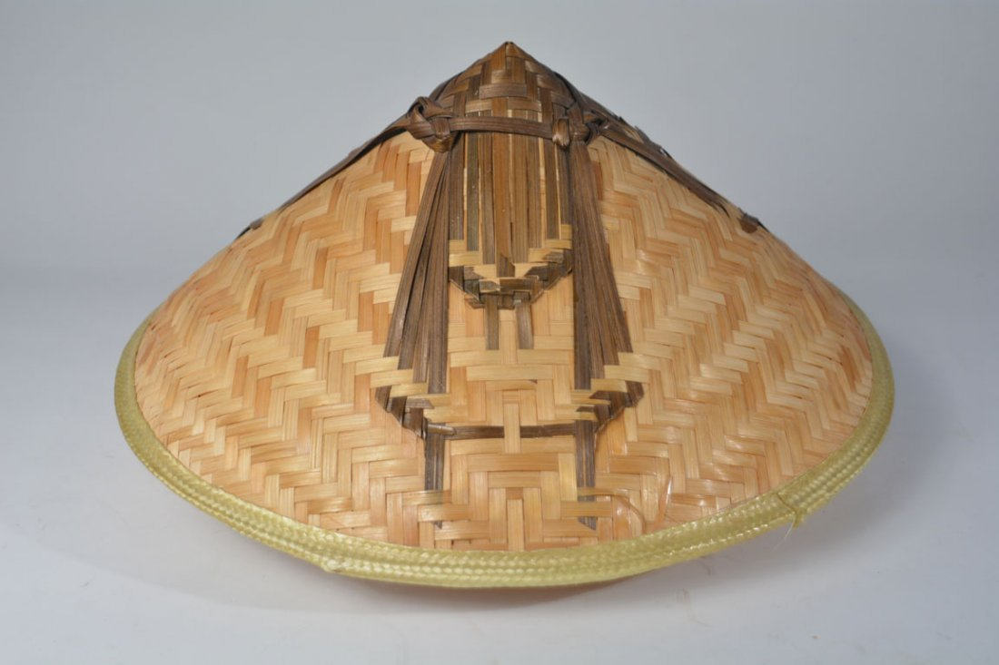 Johnny Winter's Sedge Hat