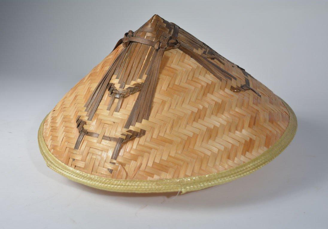 Johnny Winter's Sedge Hat - 2