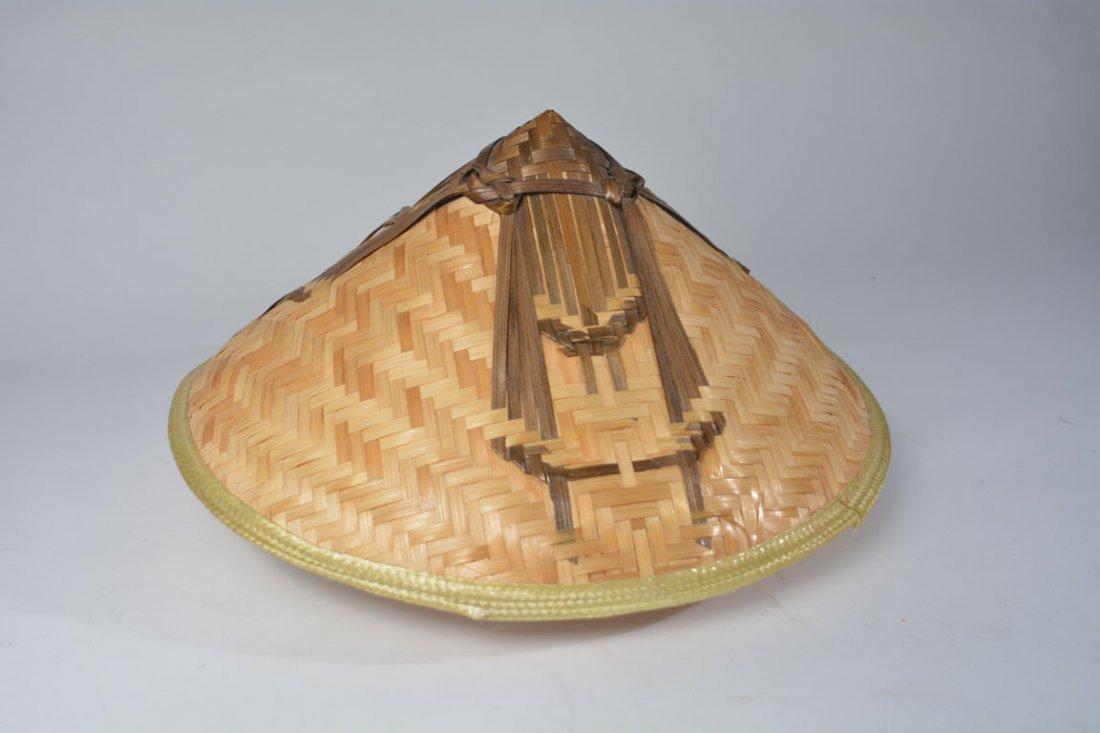 Johnny Winter's Sedge Hat - 3