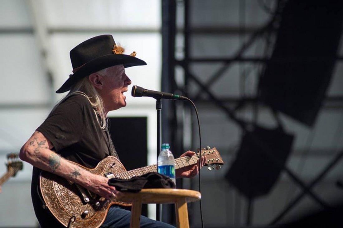 Johnny Winter Prototype Guitar - 10