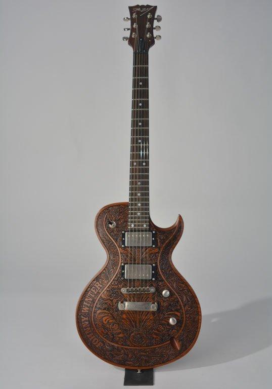 Johnny Winter Prototype Guitar