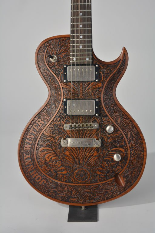 Johnny Winter Prototype Guitar - 2