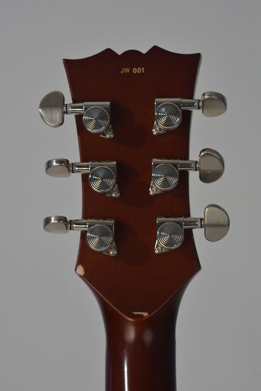 Johnny Winter Prototype Guitar - 6