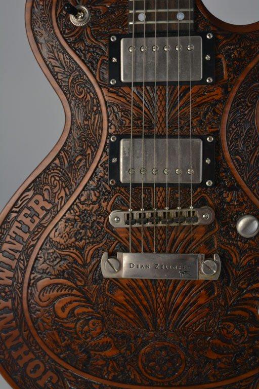 Johnny Winter Prototype Guitar - 7