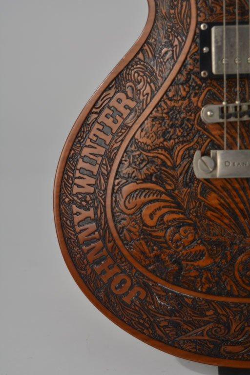 Johnny Winter Prototype Guitar - 8