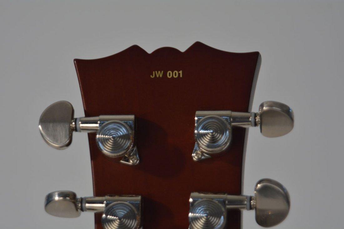 Johnny Winter Prototype Guitar - 9