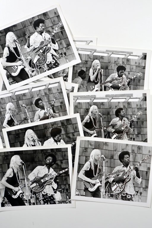 Johnny Winter and Luther Allison