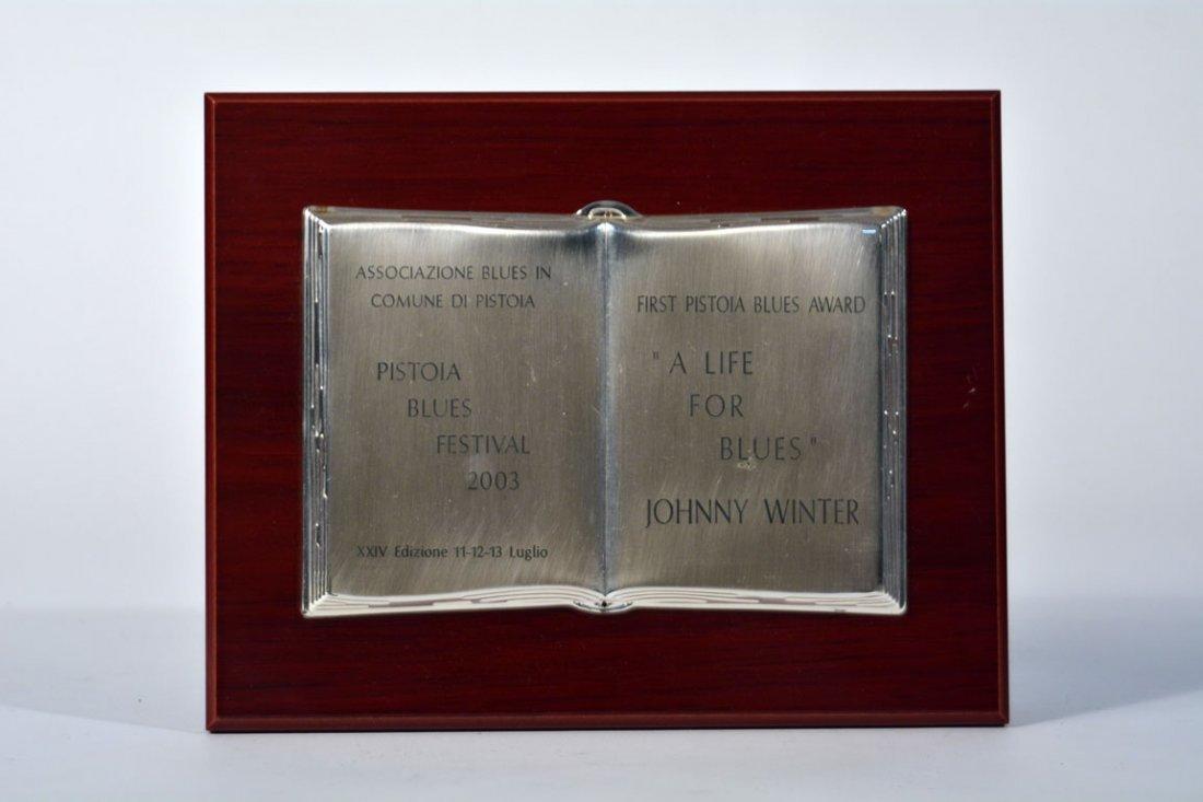Pistoia Blues Award, 2003