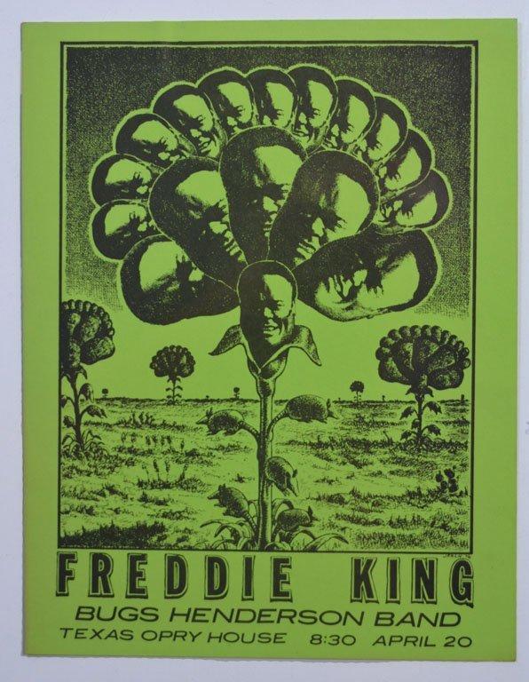Poster: Freddie King