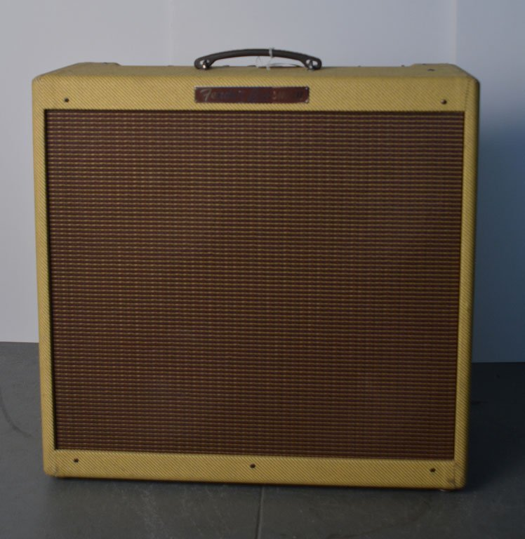 Fender Bassman 5F6-A Amplifier