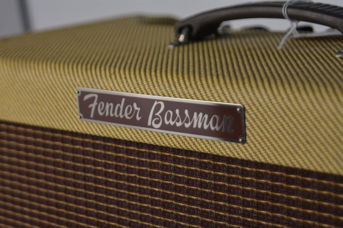 Fender Bassman 5F6-A Amplifier - 2